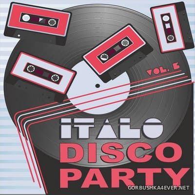 Italo Disco Party (20 Original Versions) vol 3 [2019]
