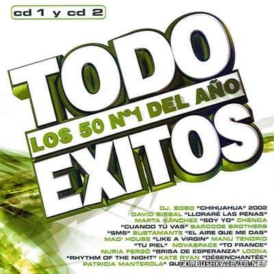 Todo Exitos 2002 (Los Numero 1 del Año) [2002] / 3xCD