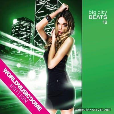 Big City Beats vol 18 [2013] / 3xCD / Mixed by Marco Petralia, Steve Blunt & Sebastian Gnewkow