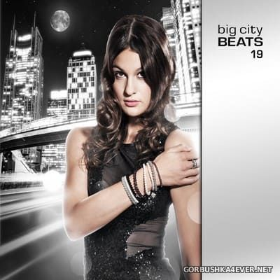 Big City Beats vol 19 [2013] / 3xCD / Mixed by Marco Petralia, Steve Blunt & Sebastian Gnewkow
