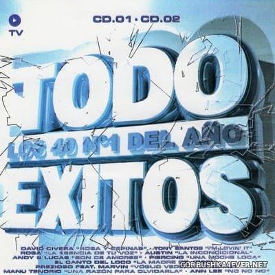 Todo Exitos 2003 (Los Numero 1 del Año) [2003] / 2xCD
