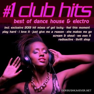 #1 Club Hits 2013 (Best Of Dance House & Electro) [2013]