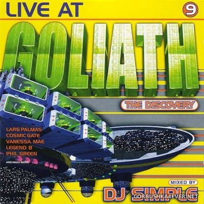 [DJ Beat Records] Live At Goliath Part 9 - The Discovery [2001] Mixed by DJ Simple