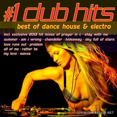 #1 Club Hits 2014 (Best Of Dance House & Electro) [2014]