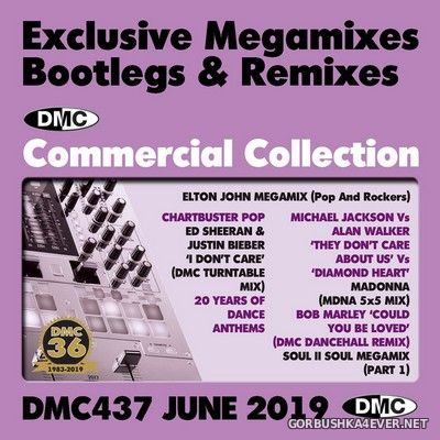 DMC Commercial Collection 437 [2019] June / 3xCD