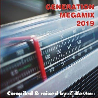 DJ Kosta - Generation Megamix 2019