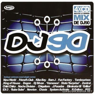 [MD Records] DJ90 [2004] / 4xCD