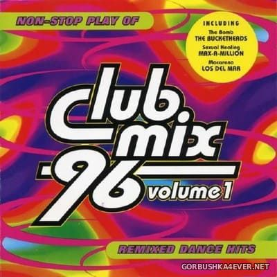 [Cold Front] Club Mix 96 volume 1 [1996]