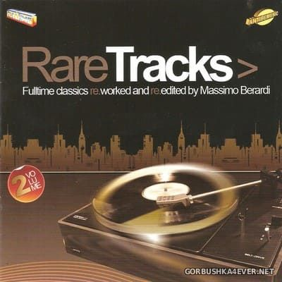 Full Time & Antibemusic Rare Tracks vol 2 [2011] / 2xCD