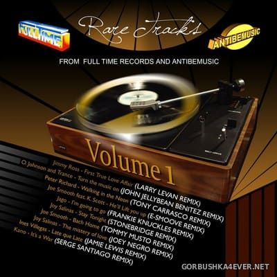 Full Time & Antibemusic Rare Tracks vol 1 [2010]