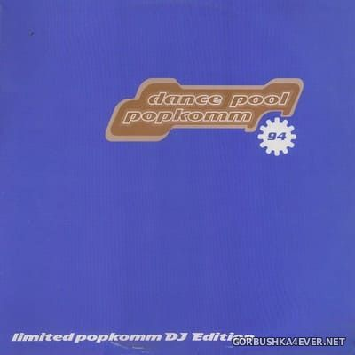 Dance Pool Popkomm 94 (Limited DJ Edition) [1994] / 2xLP