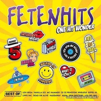 Fetenhits - One Hit Wonder (Best Of) [2019] / 3xCD