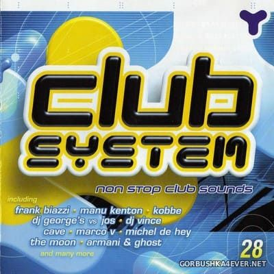 [EVA] Club System 28 [2003] Mixed by Sven Lanvin