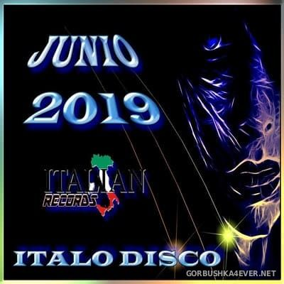 DJ Divine - Italo Disco Junio Mix 2019