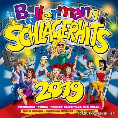 Ballermann Schlagerhits 2019 [2019] / 2xCD