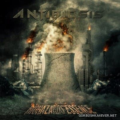 Antibiosis - Biohazard's Essence (Limited Edition) [2019] / 2xCD