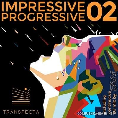 [Transpecta] Impressive Progressive 02 [2019] Mixed by SAN