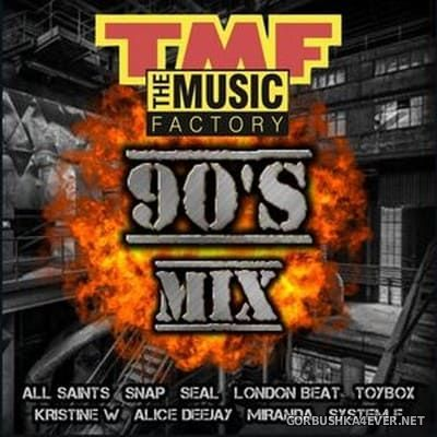DJ Elroy - TMF 90's Mix (Tribute Edition) [2019]
