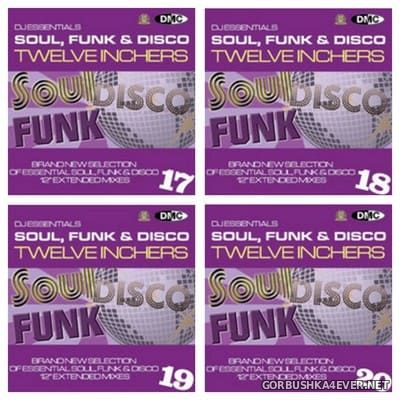 [DMC] DJ Essentials - Soul, Funk & Disco Twelve Inchers vol 17 - vol 20