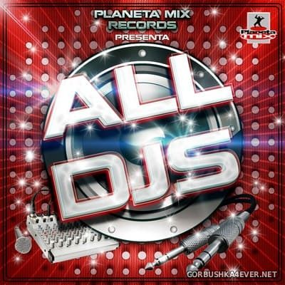 Planeta Mix Records presents All DJs [2012]