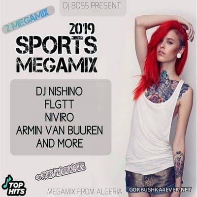 DJ Ridha Boss - Sports Megamix 2019
