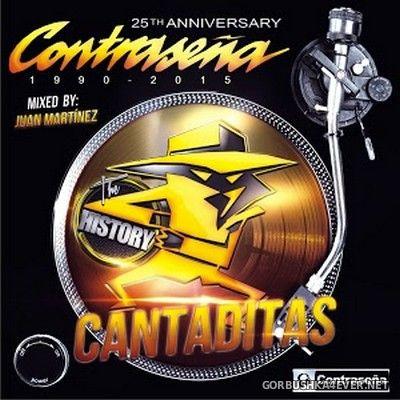 [Contraseña Records] Cantaditas 25th Annivesary (The History 1990-2015) [2014]