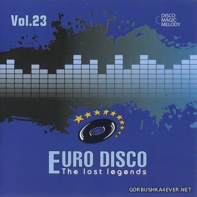 Euro Disco - The Lost Legends vol 23 [2018]