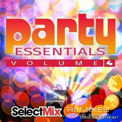 [Select Mix] Party Essentials vol 4 [2019]