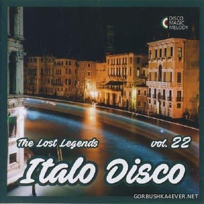 Italo Disco - The Lost Legends vol 22 [2018]