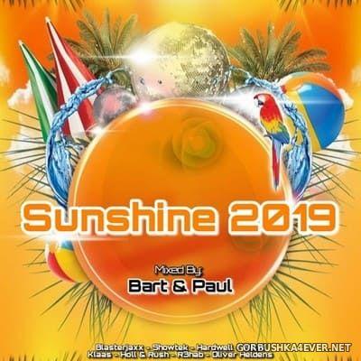 Sunshine 2019 / Mixed by Bart & Paul