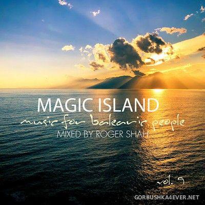 Magic Island vol 9 [2019] / 2xCD / Mixed By Roger Shah