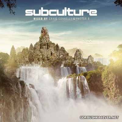Subculture [2019] Mixed by Craig Connelly & Factor B