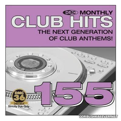[DMC] Essential Club Hits 155 [2019]