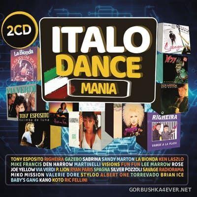 [The Saifam Group] Italo Dance Mania vol 1 [2018] / 2xCD