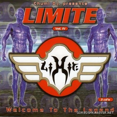 [Bit Music] Limite vol IV - Welcome To The Legend [2000] / 3xCD / Mixed by Chumi DJ