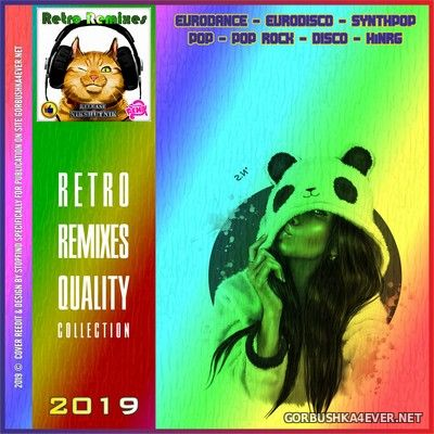 VA - Retro Remix Quality Collection 229 [2019]
