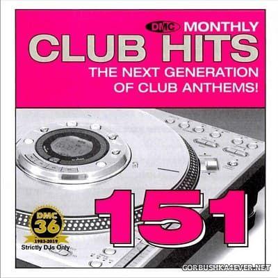 [DMC] Essential Club Hits 151 [2019]