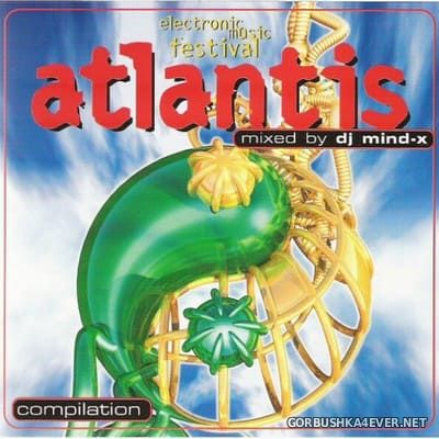 [Energetic Records] Atlantis [1999] Mixed by DJ Mind-X