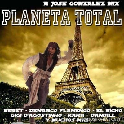 Planeta Total [2018] Mixed by Kokemix DJ