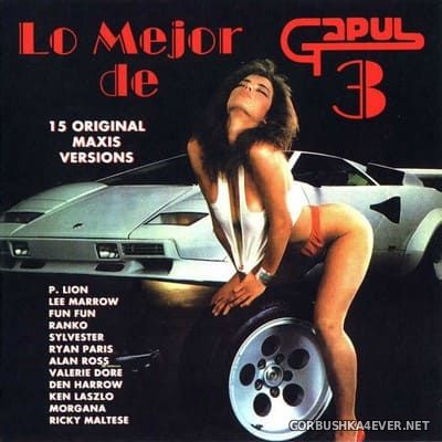 [The Hotter Records] Lo Mejor De Gapul vol 3 [1999]