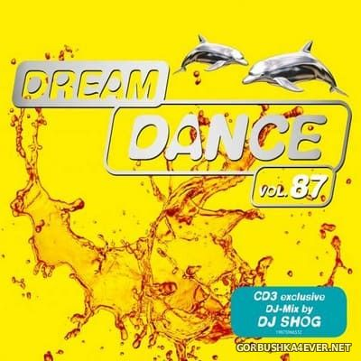 Dream Dance vol 87 [2019] / 3xCD