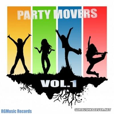 [RGMusic Records] Party Movers vol 1 [2009]