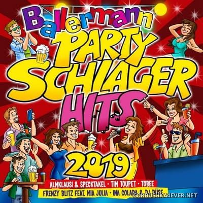 Ballermann Party Schlager Hits 2019