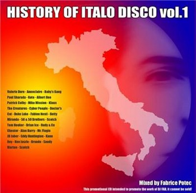 DJ Fab - The History of ItaloDisco - volume 01