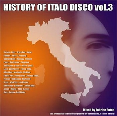 DJ Fab - The History of ItaloDisco - volume 03