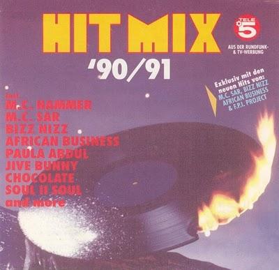 Hit Mix 90/91