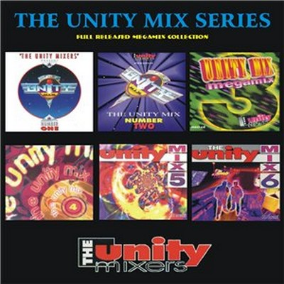 The Unity Mixers - Unity Mix volume 01-06