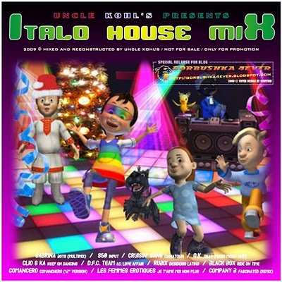 Дядя Коля Mix - Italo House Mix