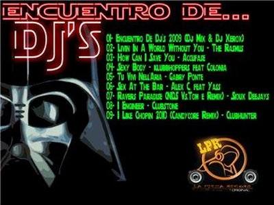 DJ Mix & DJ Xerox - Encuentro De DJs 2009