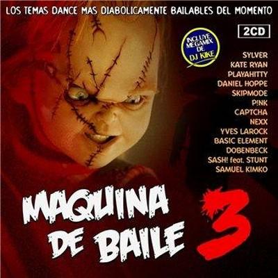 DJ Kike - Maquina De Baile 3